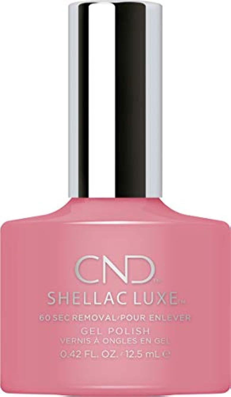 政治家の世論調査意欲CND Shellac Luxe - Rose Bud - 12.5 ml / 0.42 oz