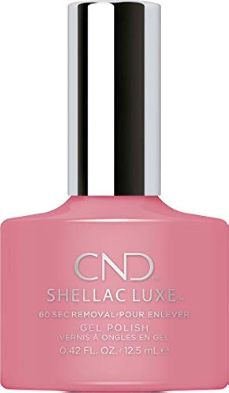 メドレーカーテン聴覚CND Shellac Luxe - Rose Bud - 12.5 ml / 0.42 oz