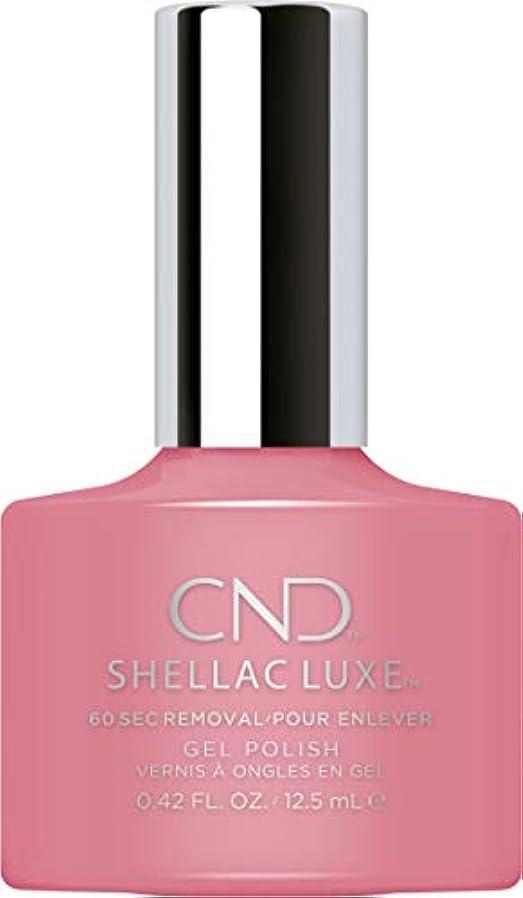嫌がらせ純粋に穀物CND Shellac Luxe - Rose Bud - 12.5 ml / 0.42 oz