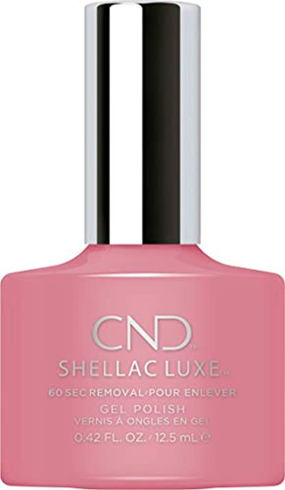 一部形成広範囲CND Shellac Luxe - Rose Bud - 12.5 ml / 0.42 oz