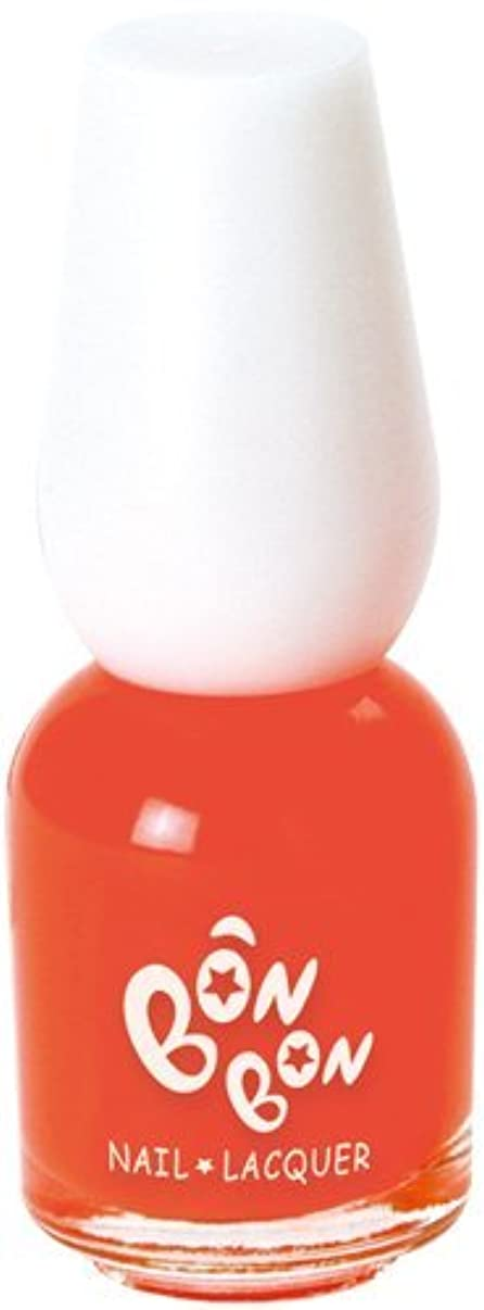 熱帯の彼女自身正確にボンボン ネイルラッカー 31 オレンジ