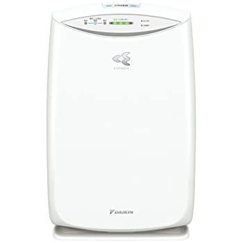 MCK40R-W ダイキン PM2.5対応 加湿ストリーマ空気清浄機 ホワイト