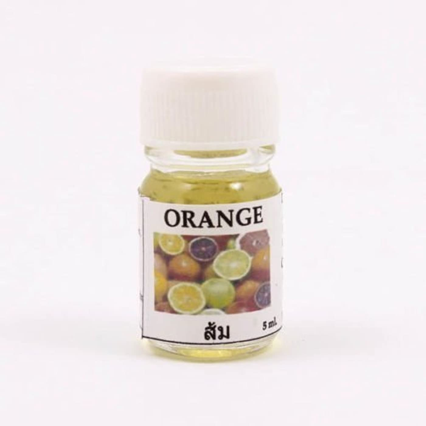 キャンバスアラブペチュランス6X Orange Aroma Fragrance Essential Oil 5ML. (cc) Diffuser Burner Therapy