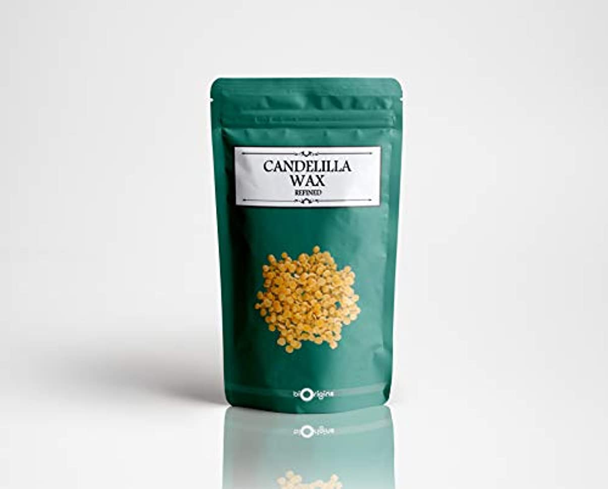 父方のタウポ湖半島Candelilla Wax 100g
