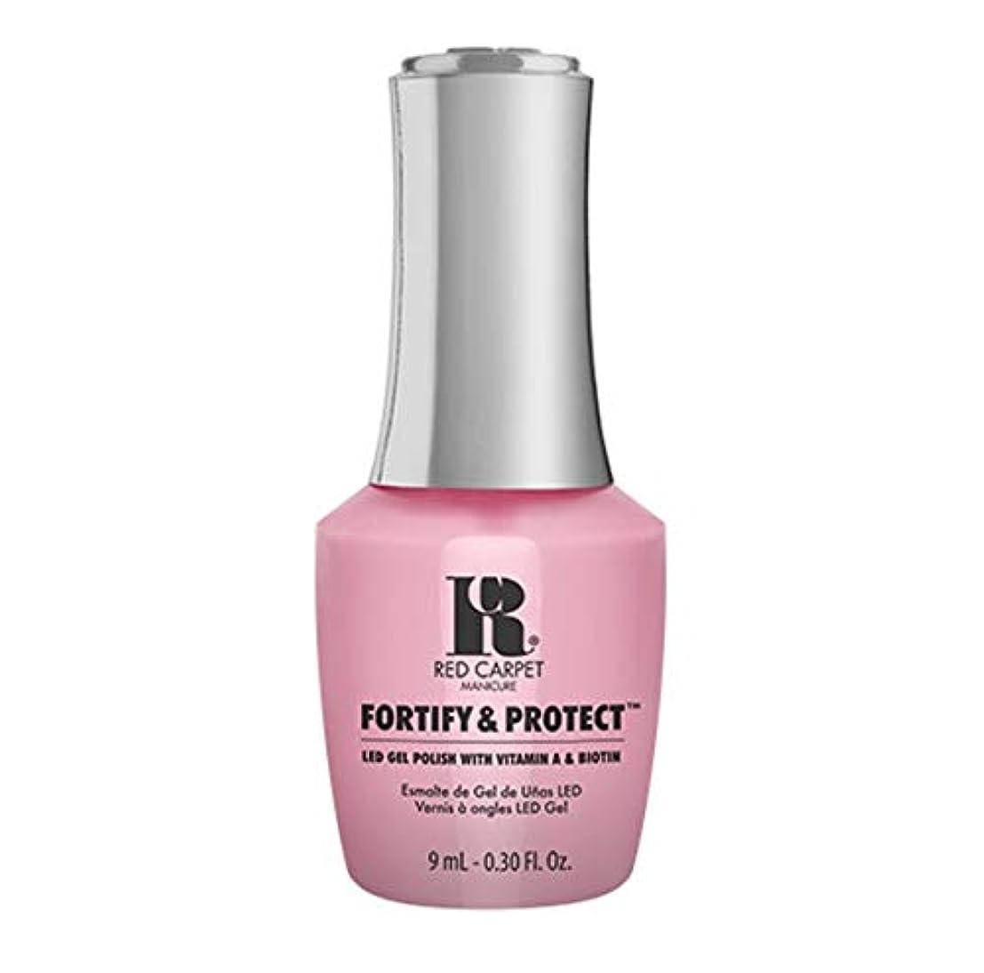 鳴り響くシャーロックホームズインストールRed Carpet Manicure - Fortify & Protect - Top Billed Beauty - 9ml / 0.30oz