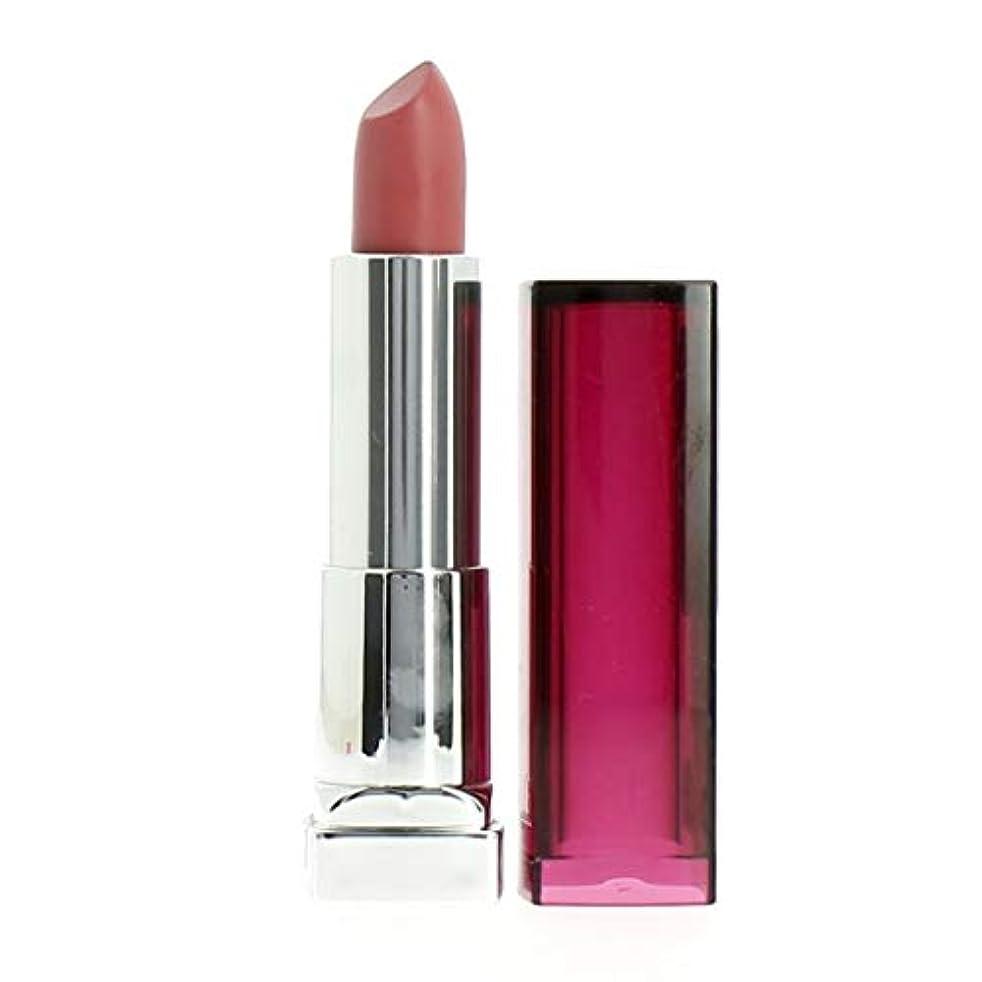 反対統計的ワイヤーMaybelline Color Sensational Lipstick -162 Feel Pink