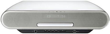 パナソニック コンパクトステレオシステム ハイレゾ音源対応 Wifi/Bluetooth対応 ホワイト SC-RS75-W