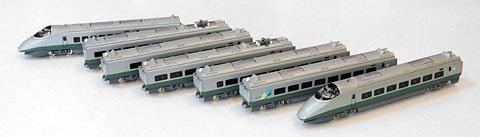 TOMIX Nゲージ 92795 400系山形新幹線 (つばさ・新塗装) セット 7両