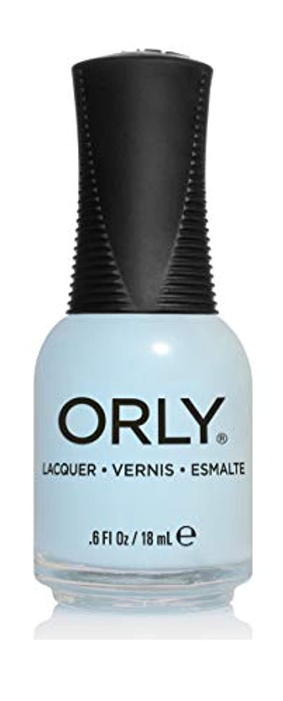 テニス爆発物に対してOrly Nail Lacquer - Euphoria 2019 Collection - On Your Wavelength - 0.6 oz / 18 mL