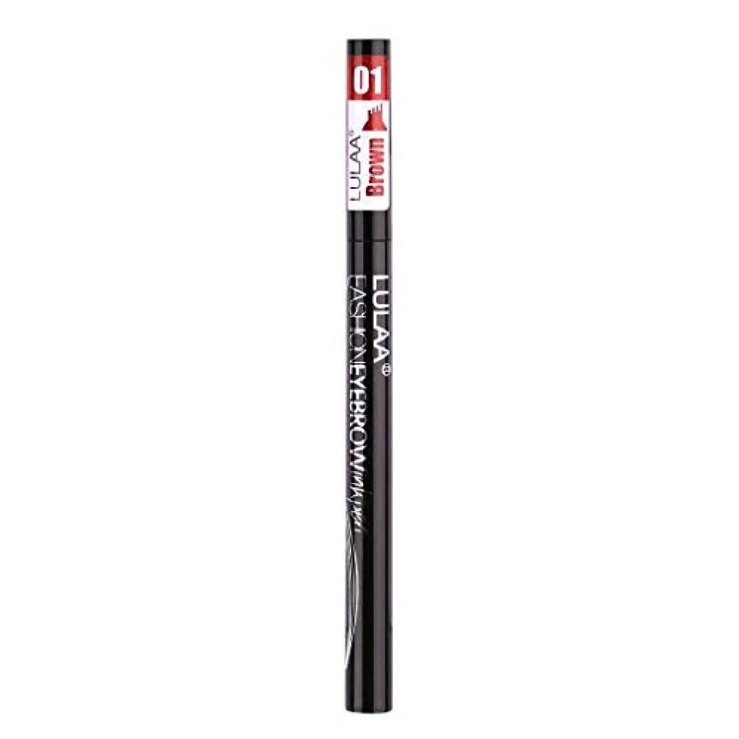 浸透するバスルーム刑務所着色すること容易な咲かない永続的な液体の眉毛の鉛筆