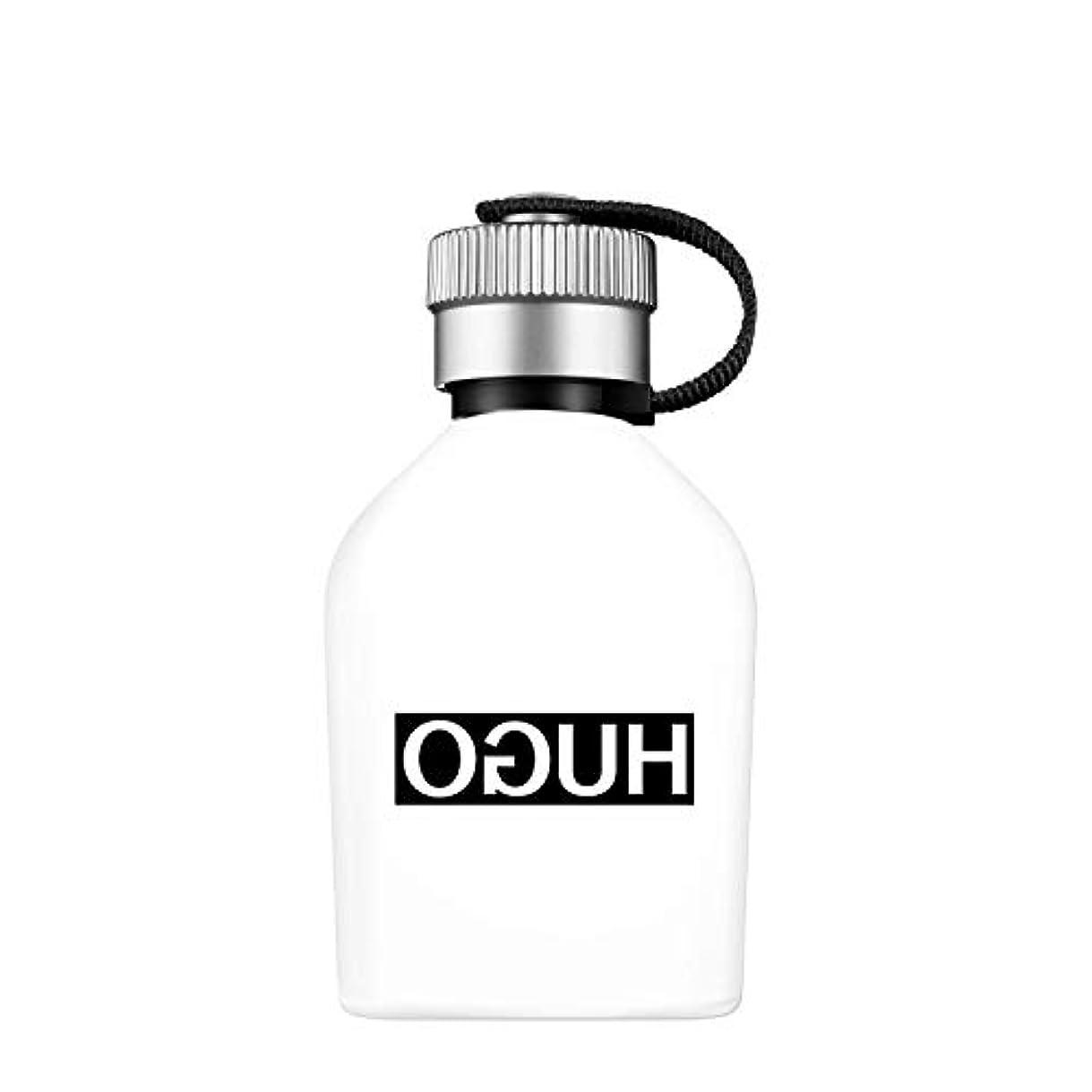 キャメルお金ゴム絞るヒューゴボス Hugo Reversed Eau De Toilette Spray 75ml/2.5oz並行輸入品