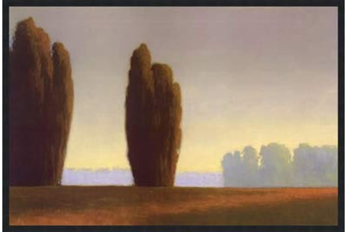 増幅する保証する溶けた銅Meadows I by Allan Stephenson – 36 x 24インチ – アートプリントポスター LE_660208-F101-36x24