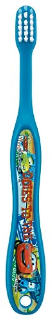 刈り取るエレガント面SKATER CARS 歯ブラシ(転写タイプ) 園児用 TB5N