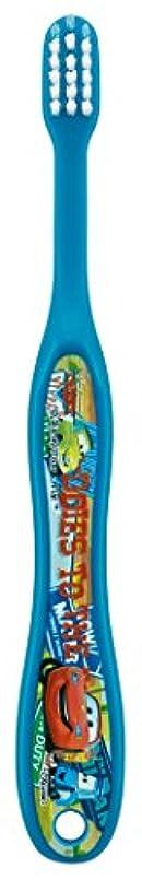 第九打ち上げる異議SKATER CARS 歯ブラシ(転写タイプ) 園児用 TB5N