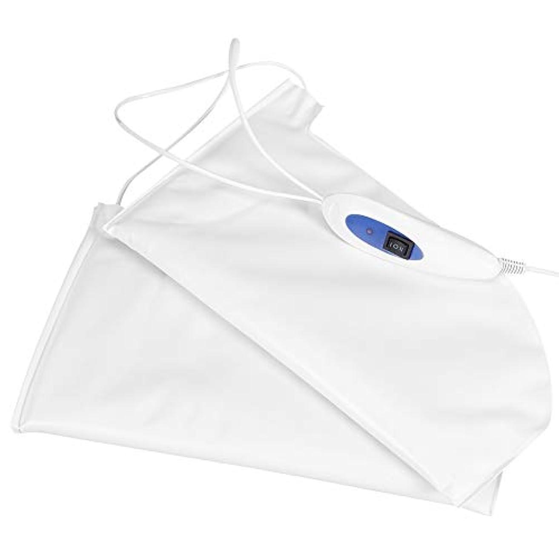ペレット消毒剤クランプ加熱手袋 - パラフィンハンドケア用プロの温暖化ミトン、電気温暖化ミトン - マニキュアトリートメントSPAハンドケアミトン