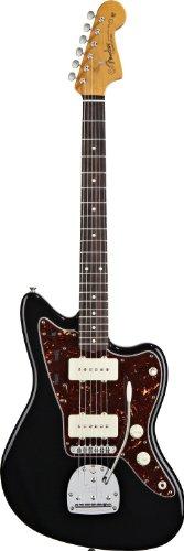 Fender フェンダー ジャズマスタースペシャルブラックClassic Player Jazzmaster Special, Rosewood Fretboard - black[並行輸入]