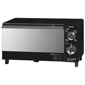 RoomClip商品情報 - 山善 オーブントースター ブラックYAMAZEN YTBS-D101-B