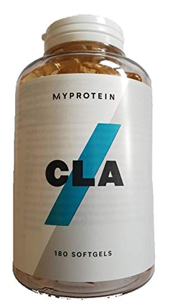 対称シャーロットブロンテ大型トラックマイプロテイン CLA(共役リノール酸)800mg 180錠