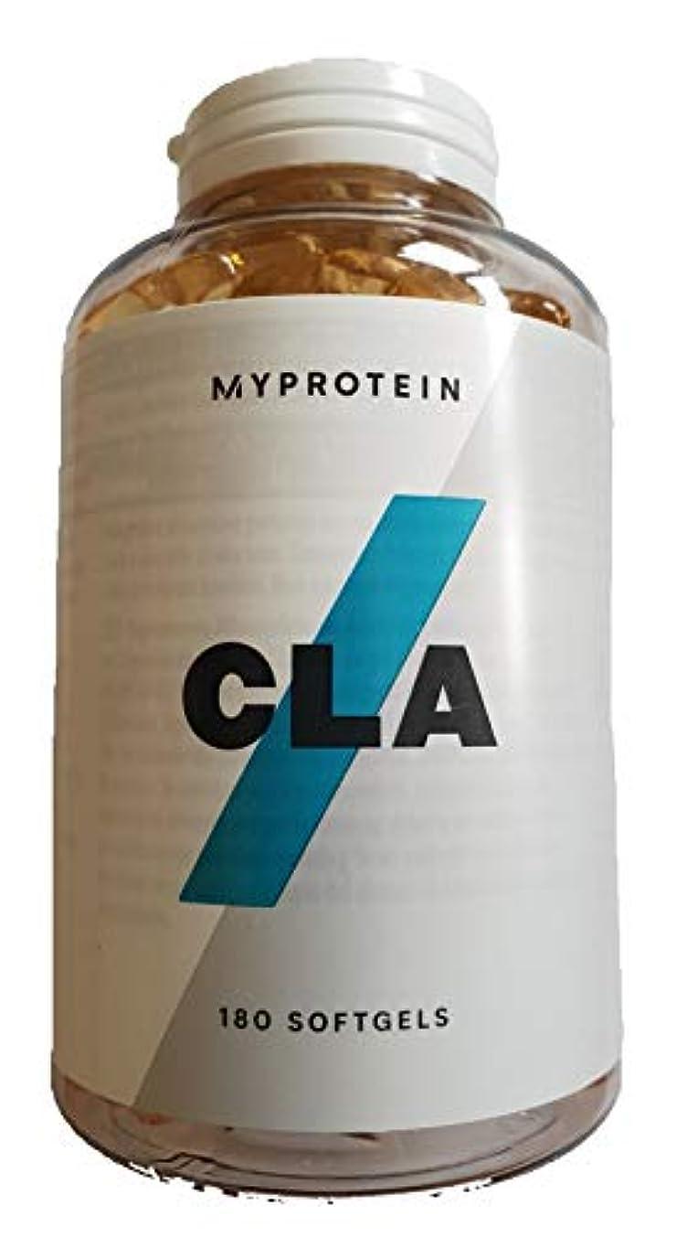 レインコート賞賛するシュリンクマイプロテイン CLA(共役リノール酸)800mg 180錠