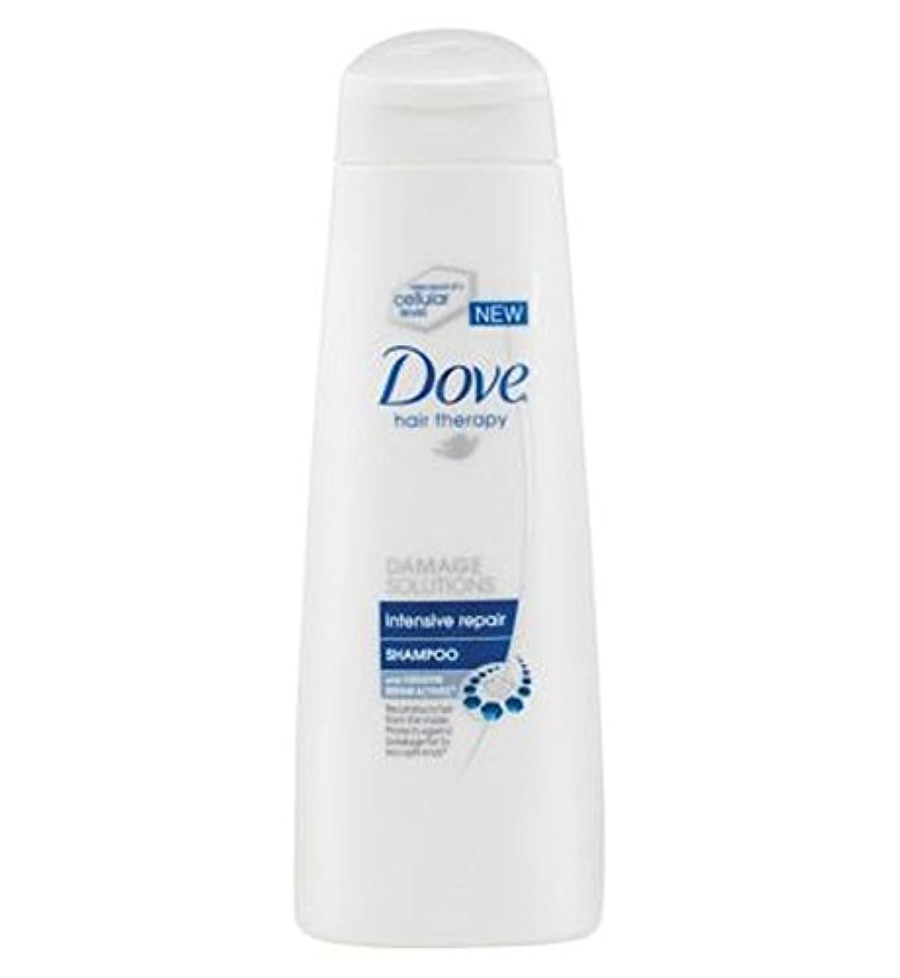ドラフト嫌がらせ微妙Dove intensive repair shampoo 250ml - 鳩の集中リペアシャンプー250Ml (Dove) [並行輸入品]