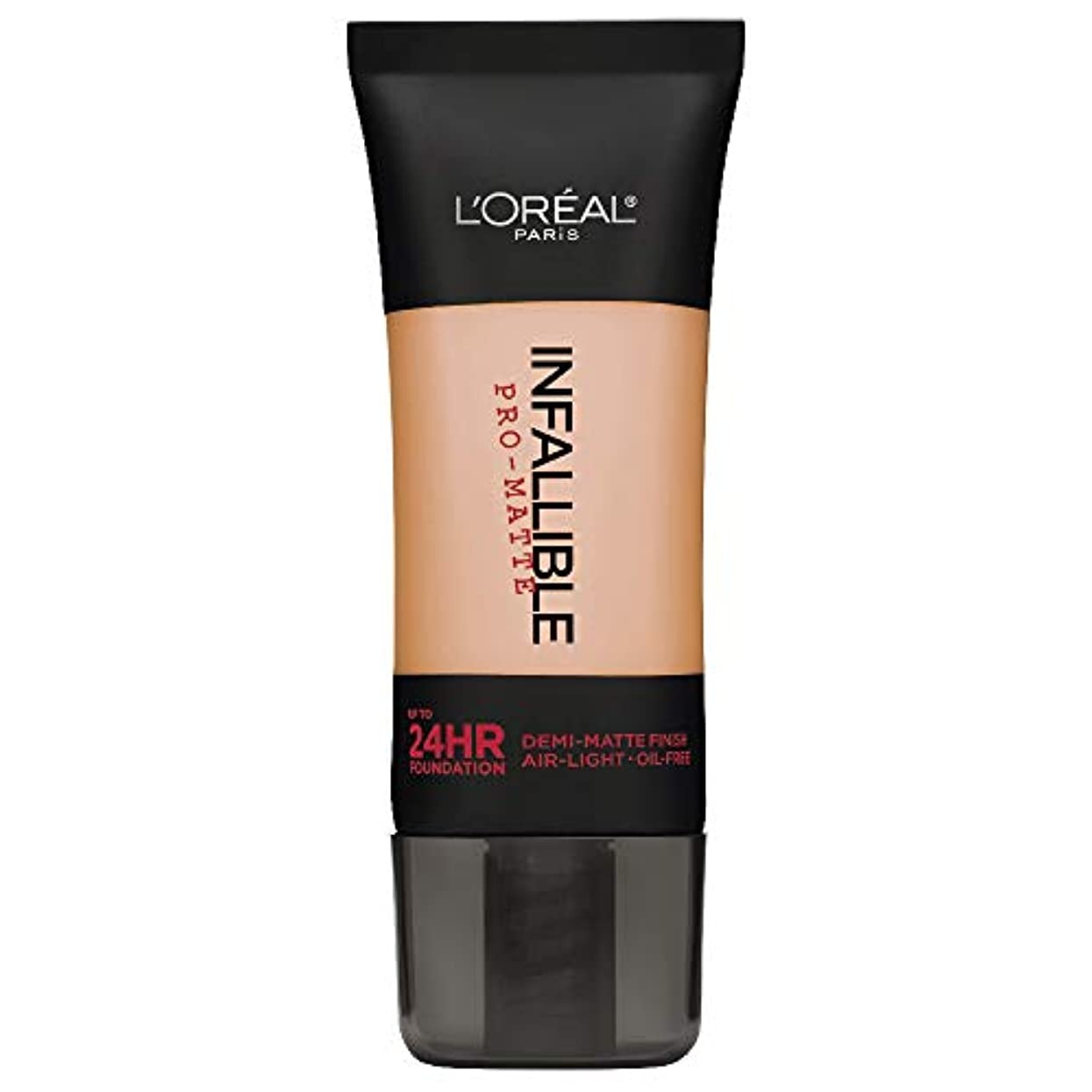 消費者代名詞覚醒L'OREAL Infallible Pro Matte Foundation Natural Buff (並行輸入品)