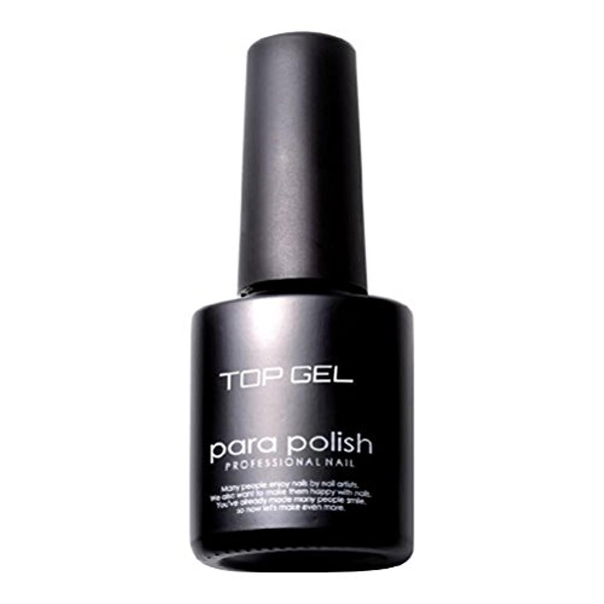 ピストンスタンド敏感なパラジェル para polish(パラポリッシュ) トップジェル 7g