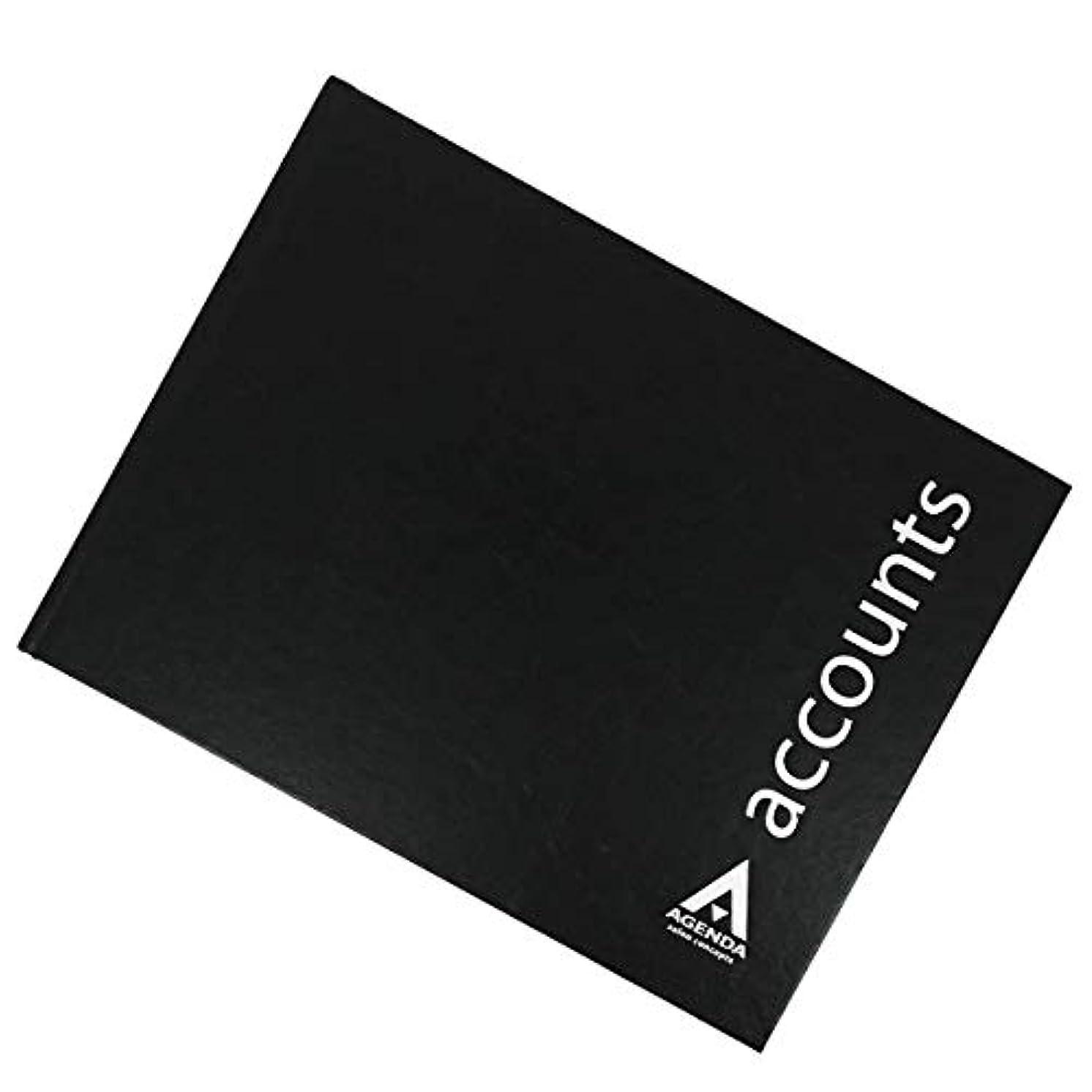 雇った提案するトリッキーアジェンダ サロンコンセプト サロンアカウントブック(60ページ)[海外直送品] [並行輸入品]