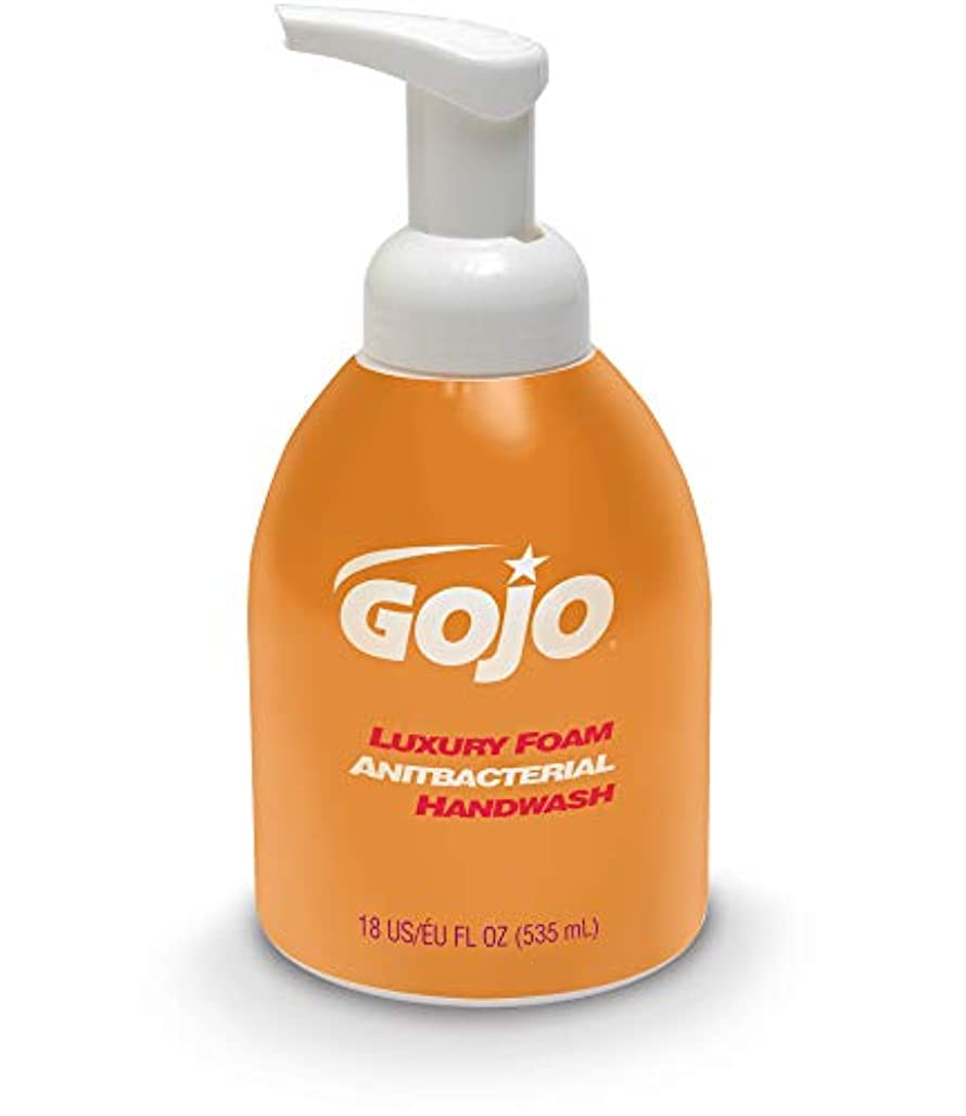 リングレットクラシカル貝殻Luxury Foam Antibacterial Handwash, Orange Blossom, 18 oz Pump (並行輸入品)