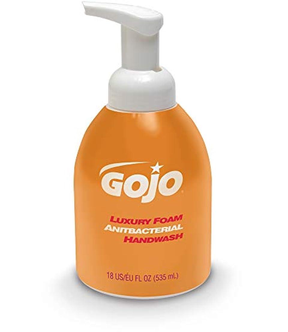 彼はフィッティングリサイクルするLuxury Foam Antibacterial Handwash, Orange Blossom, 18 oz Pump (並行輸入品)