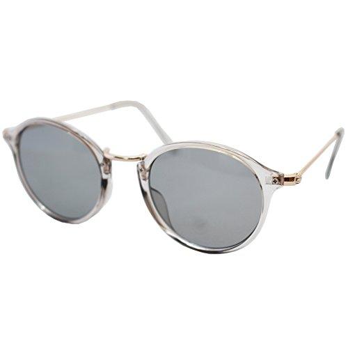 260d99b54b (eito Tokyo )eight tokyo H4110-21 UV cut combination Boston sunglasses clear  gray