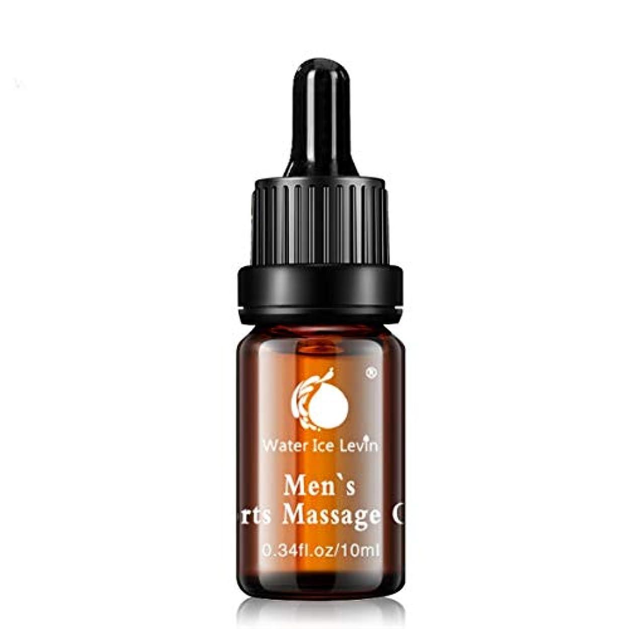 Intercorey男性ペニスマッサージオイルリタード射精エンハンサー媚薬長時間遅延スプレー勃起男性大人製品