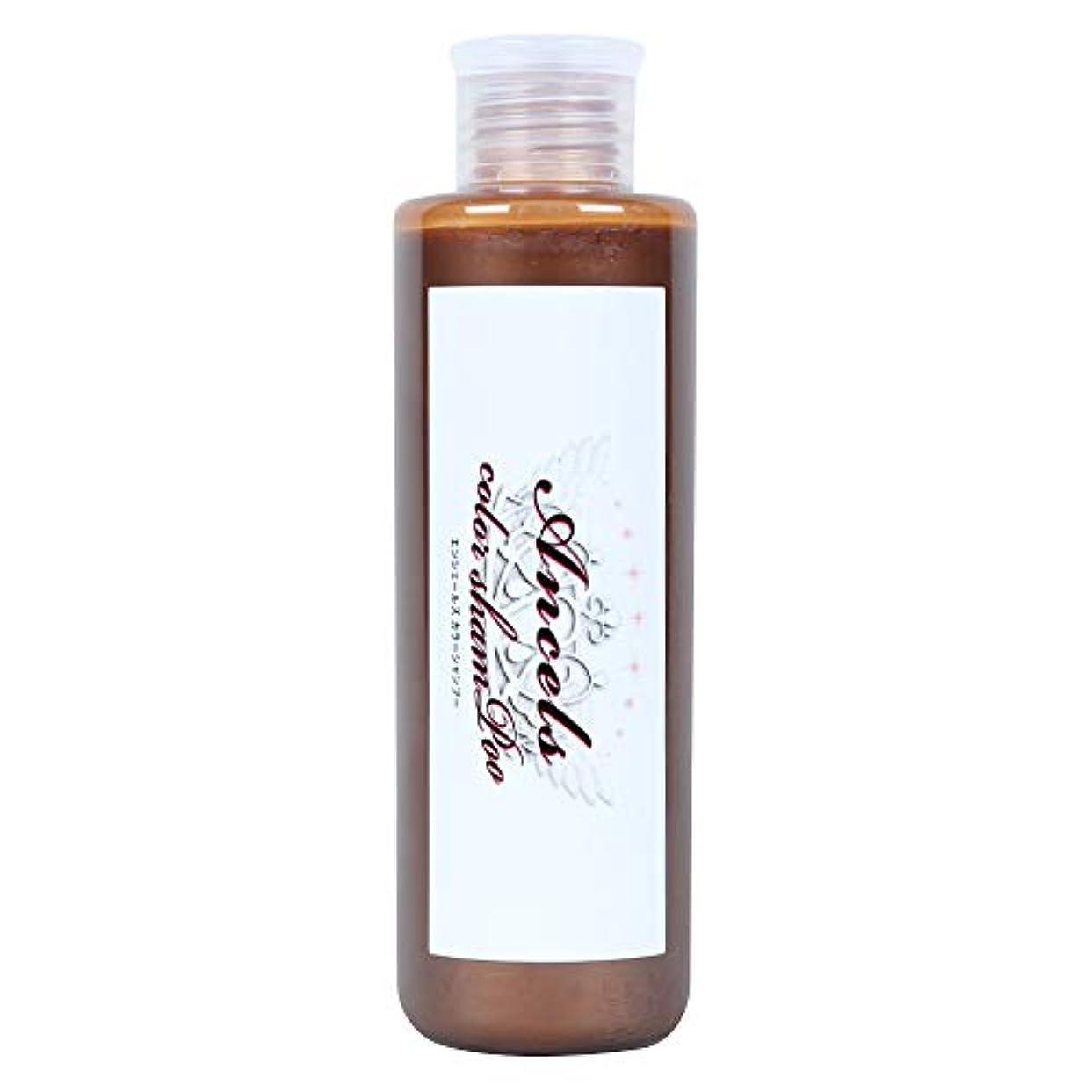 癌触覚シャンプーAncels color shampoo エンシェールズ カラーシャンプー ミルクティー 200ml