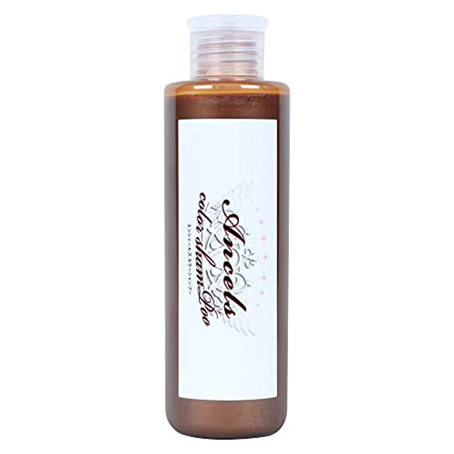 切り離すアクロバットフェリーAncels color shampoo エンシェールズ カラーシャンプー ミルクティー 200ml