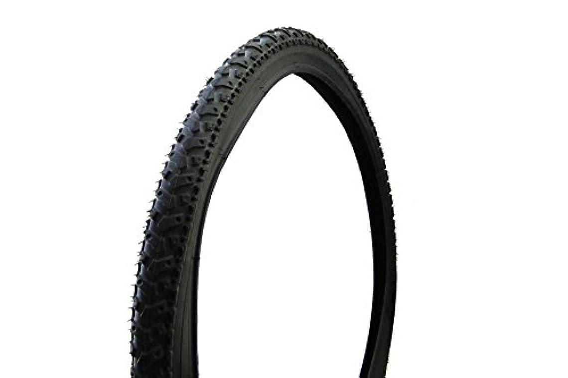 ゴルフ二度付添人共和(ミリオン) 自転車 タイヤ 24インチ 24×1.75 HE