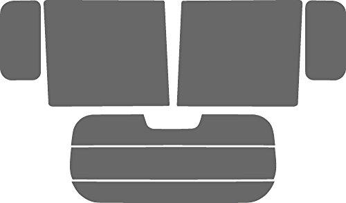 ミラリード カット済みカーフィルム ダイハツ ウェイク LA700S系 H26/11~ 失敗安心サー...