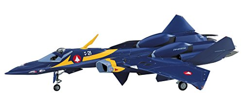 ハセガワ マクロスプラス YF-21 1/72スケール プラモデル 11