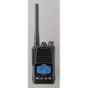 アルインコ(ALINCO) DJ-DPS70KA(EBP-98 2200mAhバッテリー付属 薄型) 5W デジタル30ch (351MHz) ハンディトランシーバー DJ-DPS70 KA