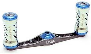 LIVRE(リブレ) リール フラット Type-F85 セイハコウ60SP用(ガンメタP+ブルーG)