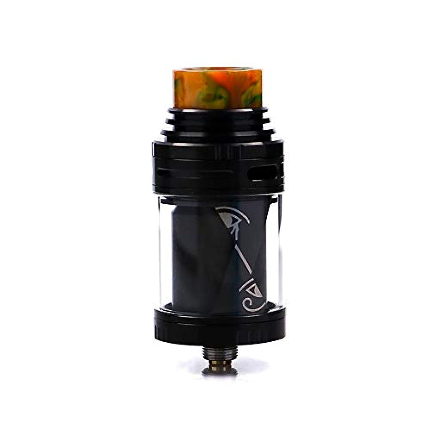 繁雑伝記拷問電子タバコ交換用タンク 電子タバコアトマイザー Vapefly Horus RTA 液漏れしない  トップフィル対応 禁煙 爆煙 Akmi(ステンレス)