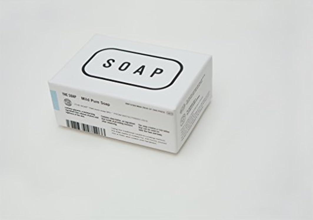 ブラウン適合キリマンジャロTHE SOAP WHITE / ザ ソープ ホワイト 天然 無添加 せっけん 石鹸