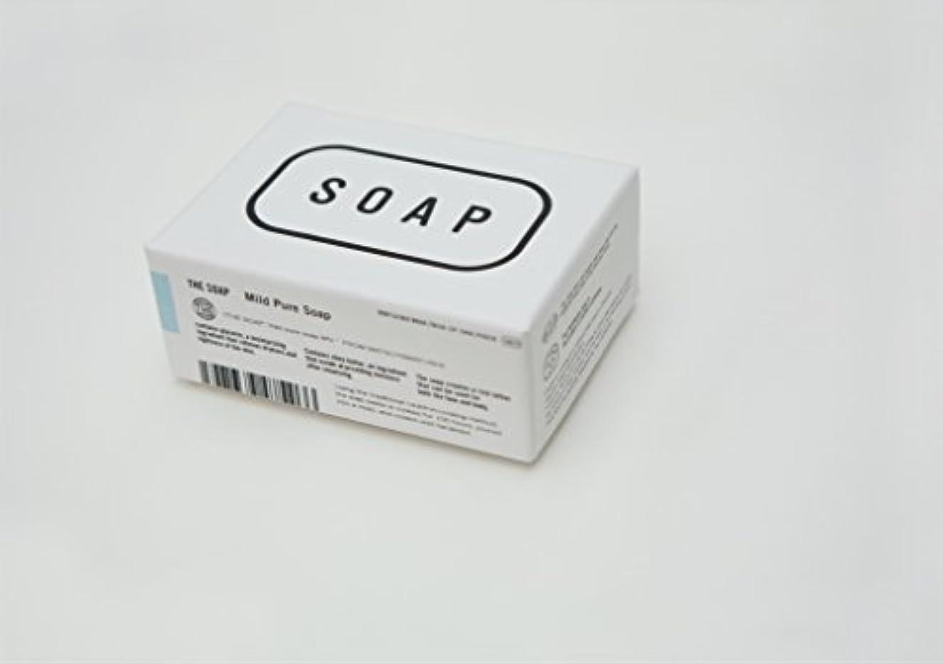 倒産栄光出力THE SOAP WHITE / ザ ソープ ホワイト 天然 無添加 せっけん 石鹸