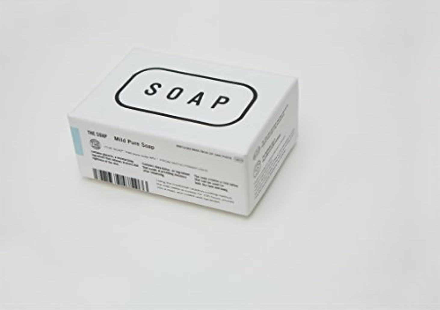 ヘビアレルギー受粉するTHE SOAP WHITE / ザ ソープ ホワイト 天然 無添加 せっけん 石鹸