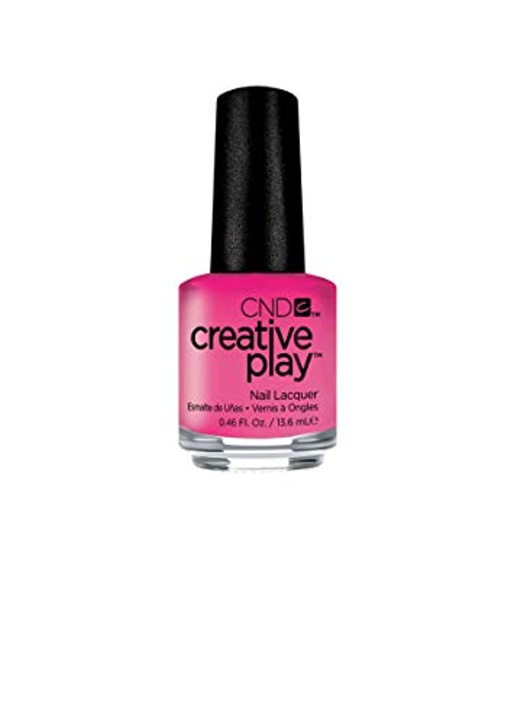 もの無法者競合他社選手CND Creative Play Lacquer - Sexy + I Know It - 0.46oz / 13.6ml