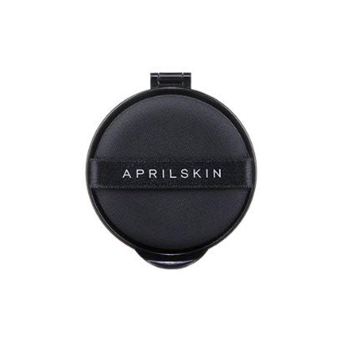 取得する感じ知人エイプリル スキン(APRIL SKIN) パーフェクトマジックカバーフィットクッション (リフィル) 13g / APRILSKIN PERFECT MAGIC COVER FIT CUSHION (REFILL) 13g...