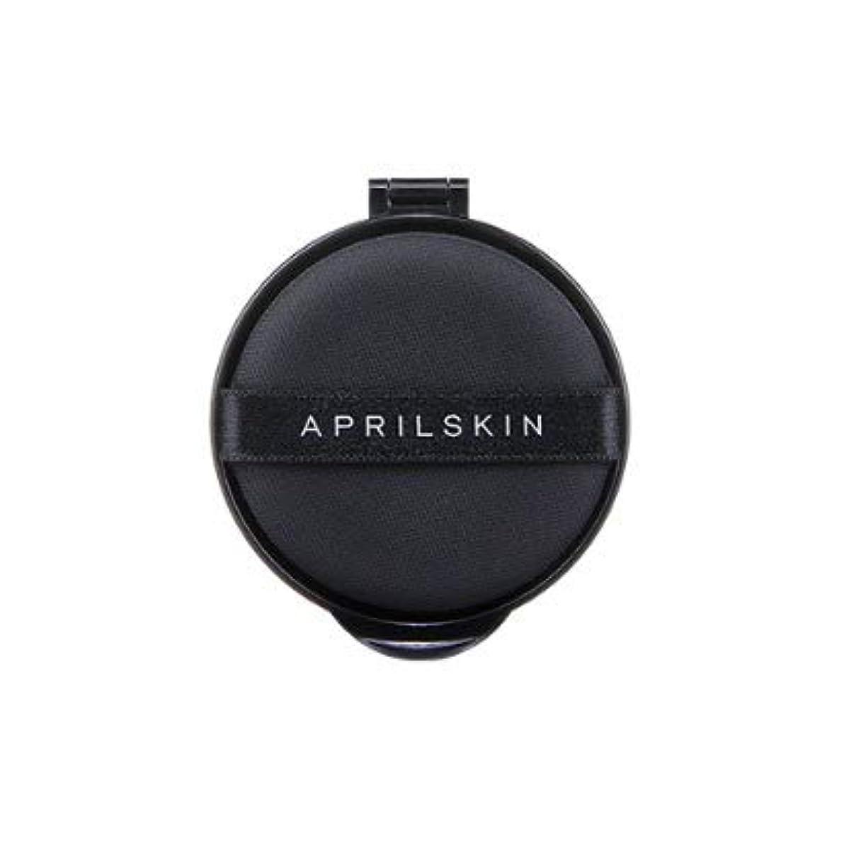 最大怪しい議会エイプリル スキン(APRIL SKIN) パーフェクトマジックカバーフィットクッション (リフィル) 13g / APRILSKIN PERFECT MAGIC COVER FIT CUSHION (REFILL) 13g...