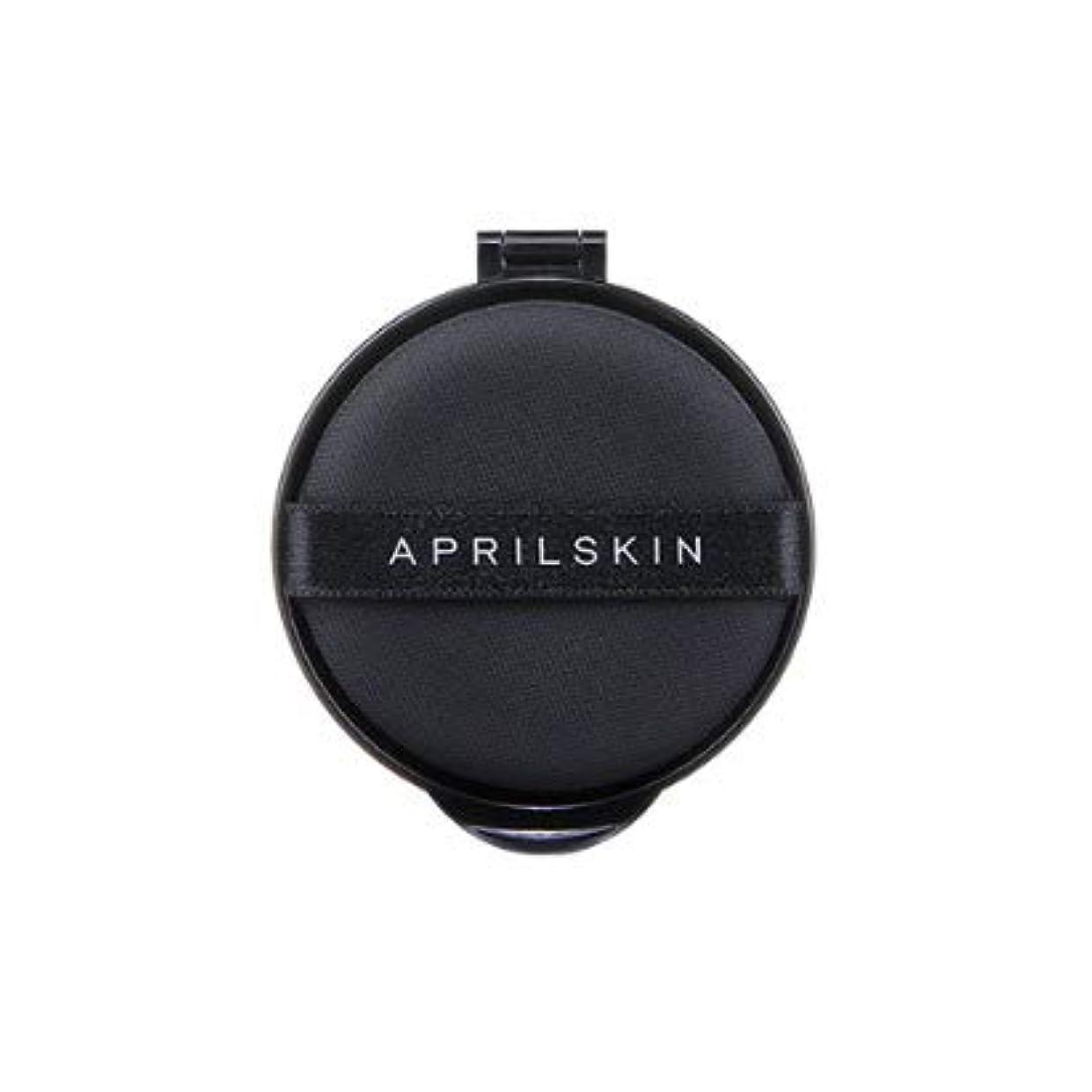 責める改修する毎年エイプリル スキン(APRIL SKIN) パーフェクトマジックカバーフィットクッション (リフィル) 13g / APRILSKIN PERFECT MAGIC COVER FIT CUSHION (REFILL) 13g...