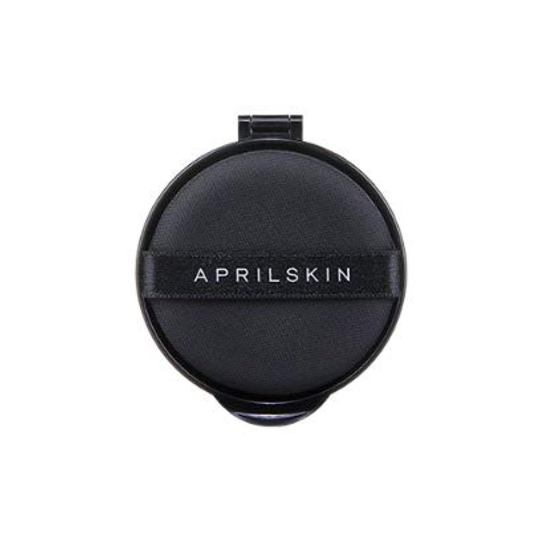 噴火アラートモトリーエイプリル スキン(APRIL SKIN) パーフェクトマジックカバーフィットクッション (リフィル) 13g / APRILSKIN PERFECT MAGIC COVER FIT CUSHION (REFILL) 13g...