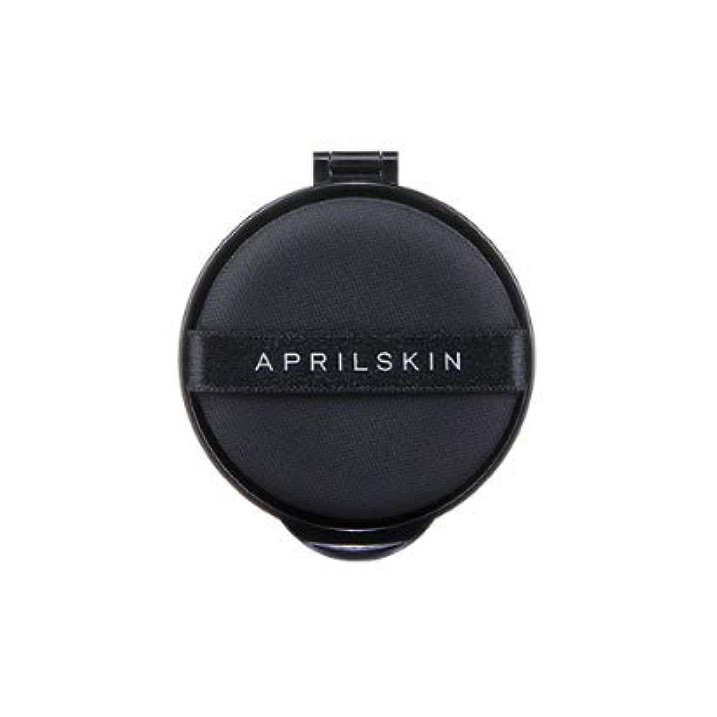 お別れ中古代表するエイプリル スキン(APRIL SKIN) パーフェクトマジックカバーフィットクッション (リフィル) 13g / APRILSKIN PERFECT MAGIC COVER FIT CUSHION (REFILL) 13g (23号)