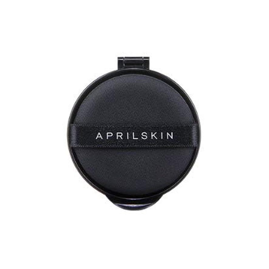 北へ分数恒久的エイプリル スキン(APRIL SKIN) パーフェクトマジックカバーフィットクッション (リフィル) 13g / APRILSKIN PERFECT MAGIC COVER FIT CUSHION (REFILL) 13g...