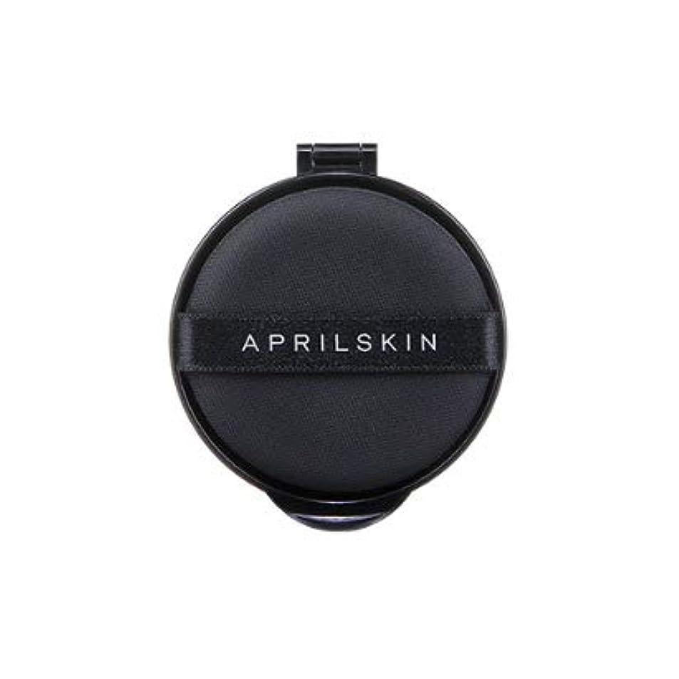 ベンチ八小説家エイプリル スキン(APRIL SKIN) パーフェクトマジックカバーフィットクッション (リフィル) 13g / APRILSKIN PERFECT MAGIC COVER FIT CUSHION (REFILL) 13g...